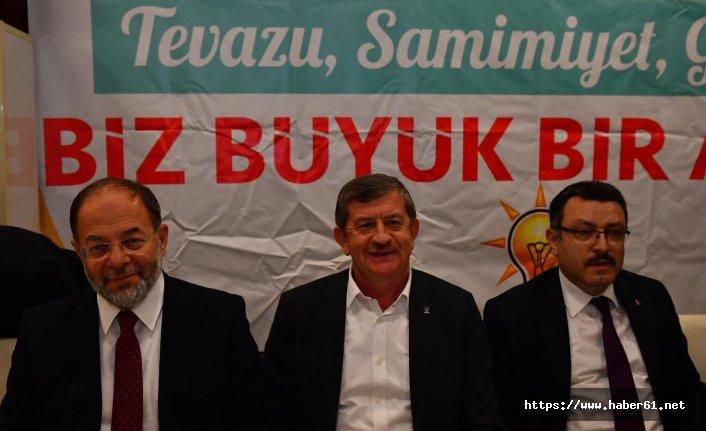 Ahmet Metin Genç: AK Parti'nin asıl gücü teşkilatlardır
