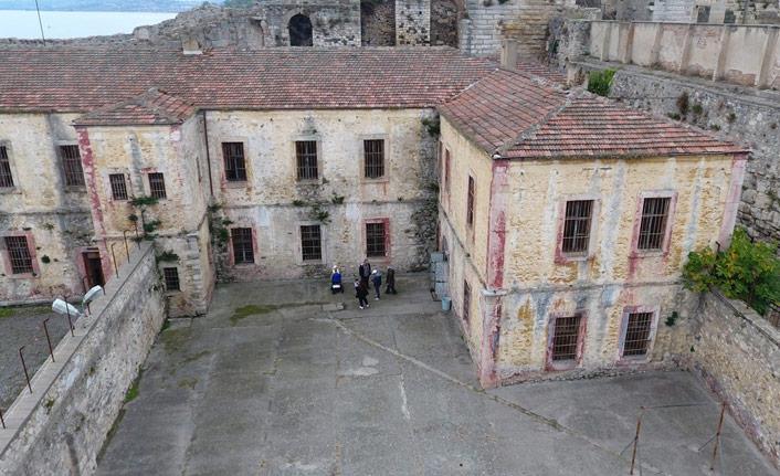 Anadolu'nun Alkatrazı'na büyük ilgi