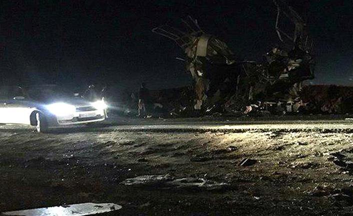 İran'da saldırı: 20 ölü