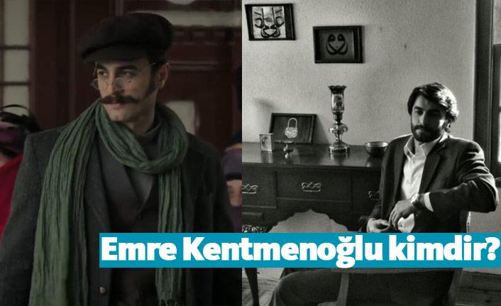 Kuzgun dizisi oyuncusu Emre Kentmenoğlu kimdir, nerelidir, kaç yaşındadır?
