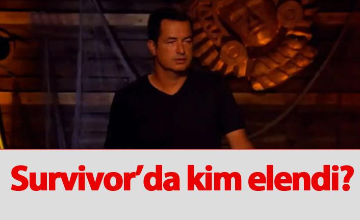 Survivor'da kim elendi? Survivor elenen isim...