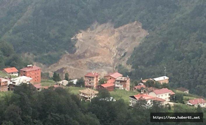 Trabzon'da taş ocağı isyanı devam ediyor