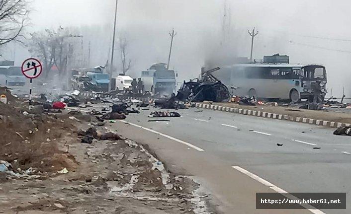 Hindistanda bombalı saldırı