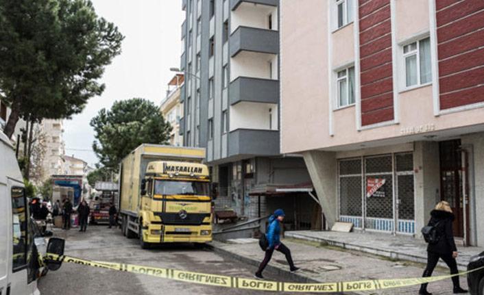 Kartal'da o bina tahliye edildi!