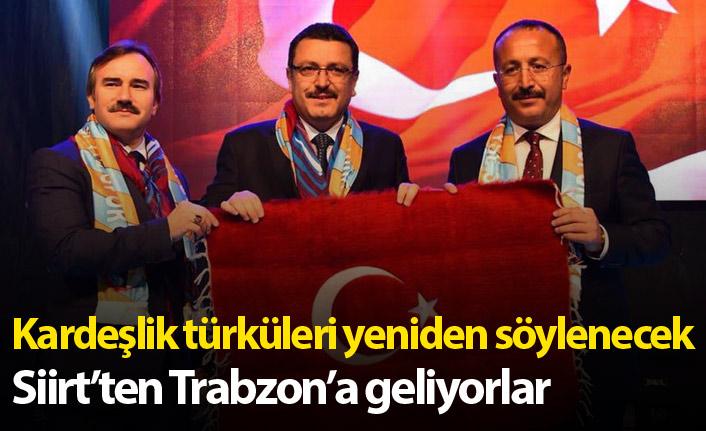 Kardeşlik türküleri yeniden söylenecek