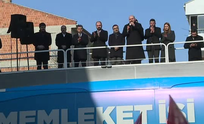 Soylu: Ankara Erdoğan'ın kalbidir