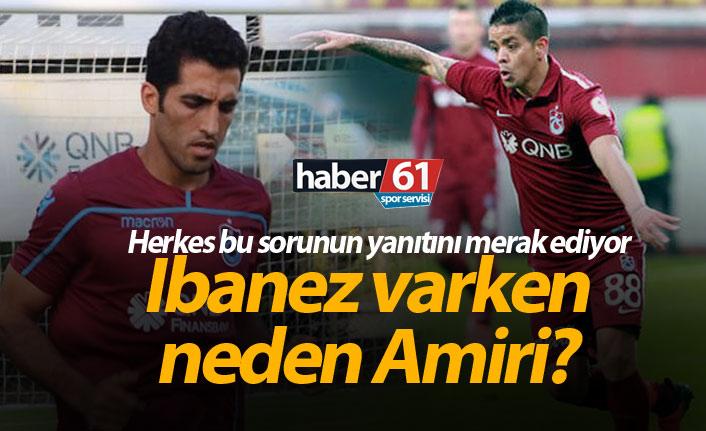 İbanez varken Amiri neden?