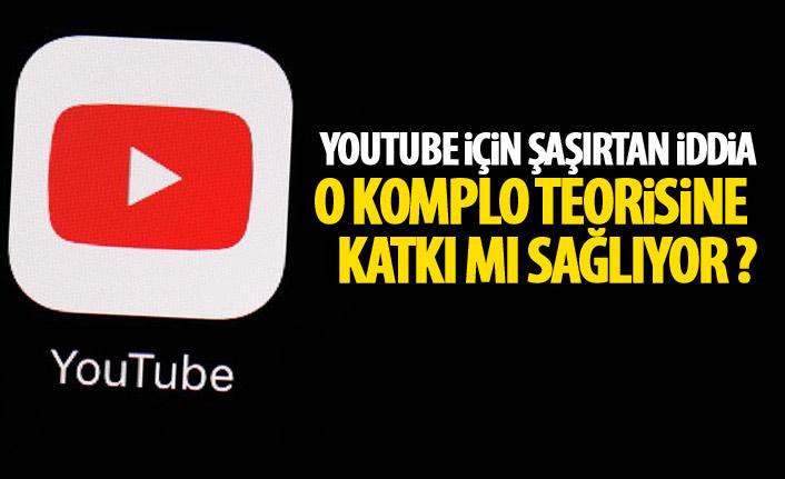 Youtube ile ilgili dünyayı sarsan iddia
