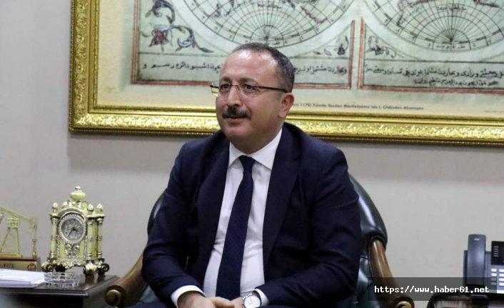 Siirt Valisi Atik'ten Trabzon'a teşekkür mesajı