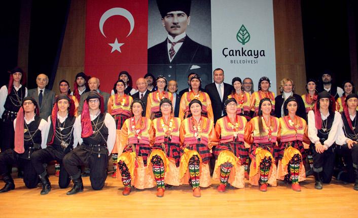 Çankaya'da Trabzon fırtınası