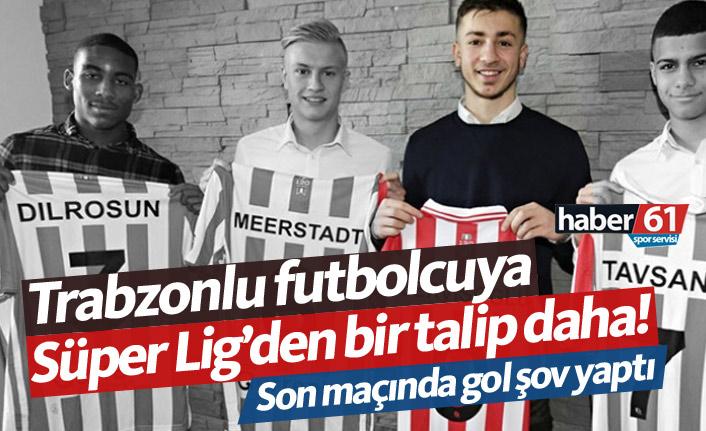 Trabzonlu Halil Dervişoğlu'nu Fatih Terim de istiyor!