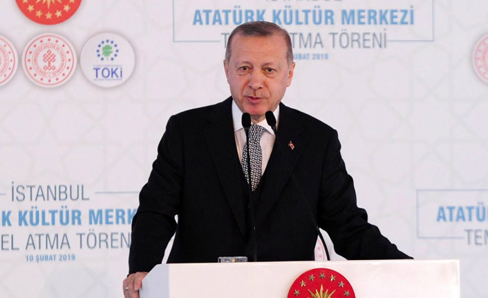 Erdoğan'dan Rize'ye kutlama