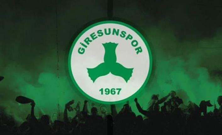 Giresunspor'da beraberlik üzüntüsü