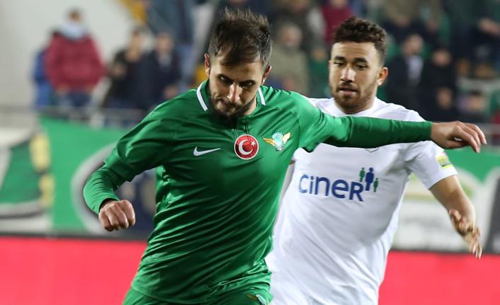 Eski Trabzonsporlu yıldızlaştı, Akhisar kazandı!