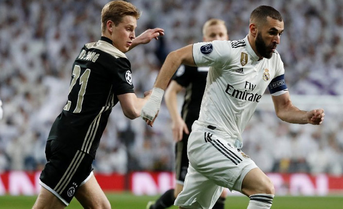Real Madrid'den erken veda