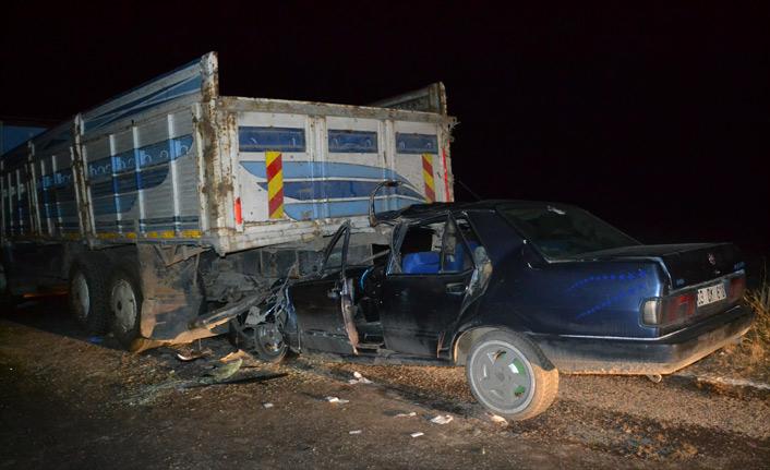 Şuhut'taki feci kazalarda 3 ölü, 4 yaralı!