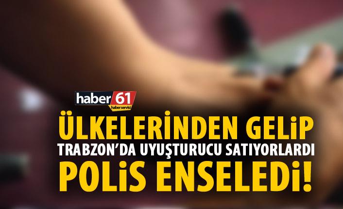Trabzon'da uyuşturucuya geçit yok