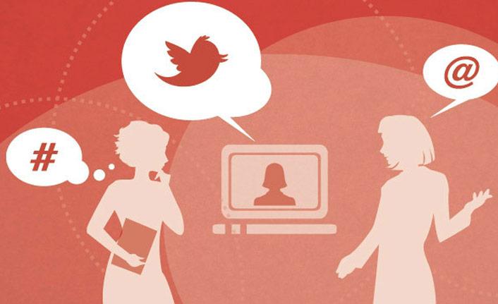 İşte Twitter'in en çok konuşulan kadınları!