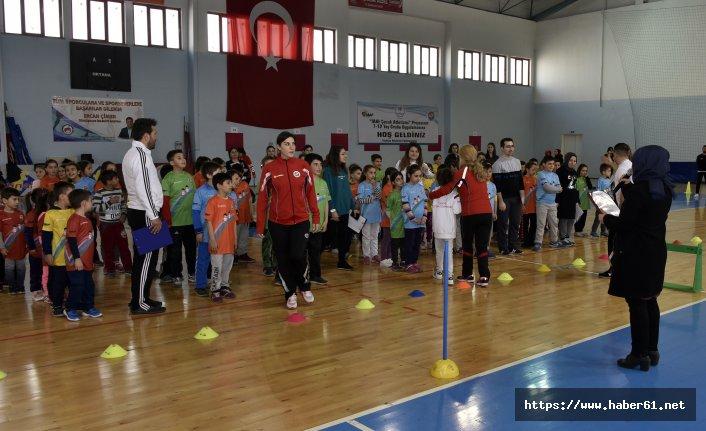 66 ilde 22 bin çocuk spor yapıyor