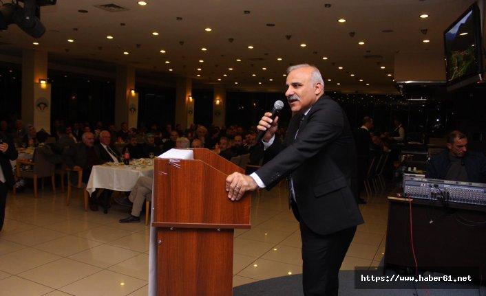 Murat Zorluoğlu: Çaykara ve Dernekpazarı'na siyaset üstü bakıyorum