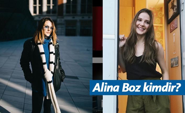 Alina Boz kimdir, nerelidir, kaç yaşındadır?