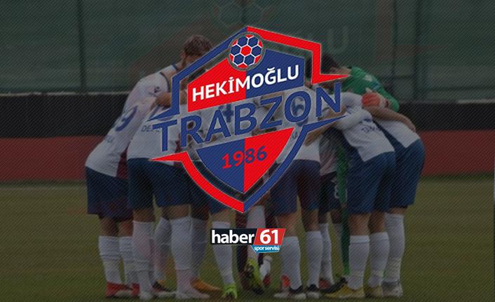 Lider Hekimoğlu Trabzon, evinde berabere!