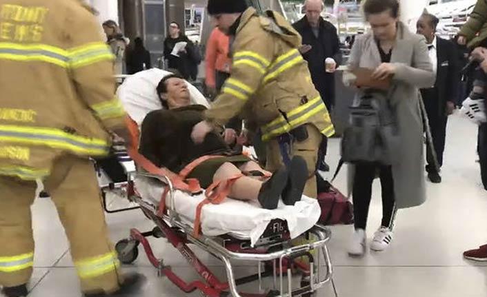 THY uçağı türbülansa girdi - 29 kişi yaralandı