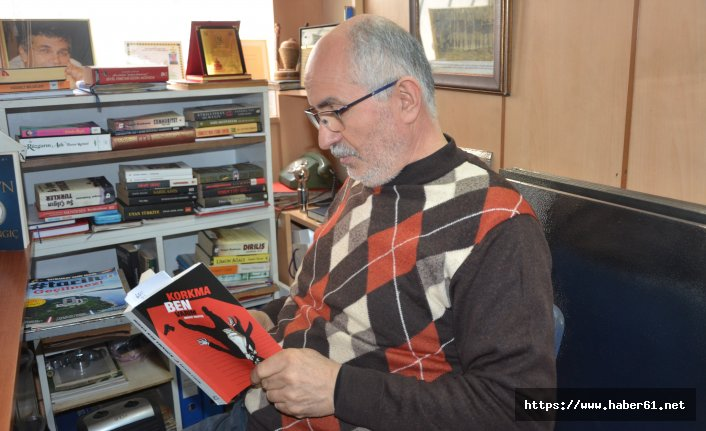 Kitap kurdu soba tamircisi