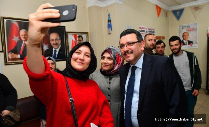 """Ahmet Metin Genç: Trabzon gençliği """"Gençlikte Köprübaşı""""dır"""