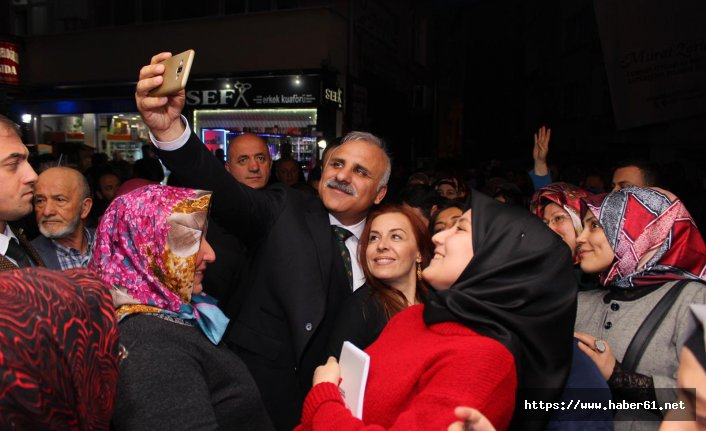 Murat Zorluoğlu: Ortahisar'da daha güçlüyüz