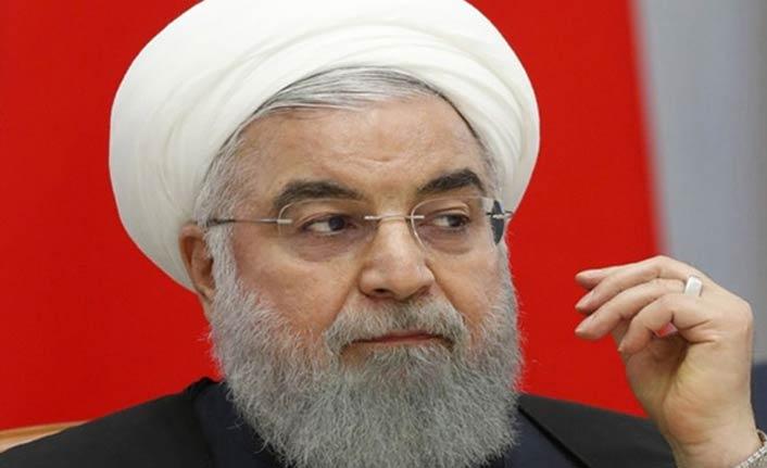 """Ruhani: """"Vize ücreti karşılıklı olarak kaldırıldı"""""""