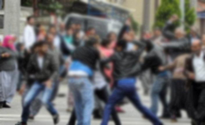 Samsun'da sopalı kavga: 8 yaralı