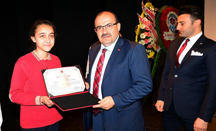 Trabzon'da İstiklal Marşı'nın Kabulu ve Mehmet Akif Ersoy anıldı
