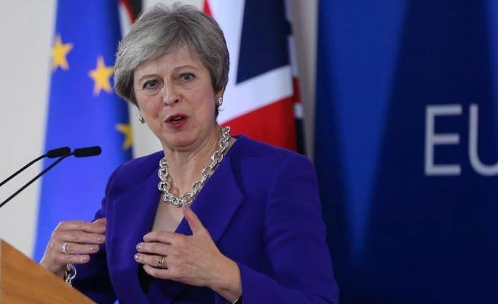 Brexit anlaşması bir kez daha reddedildi!