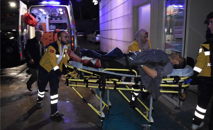 İki aile arasında baltalı, sopalı kavga: 11 yaralı