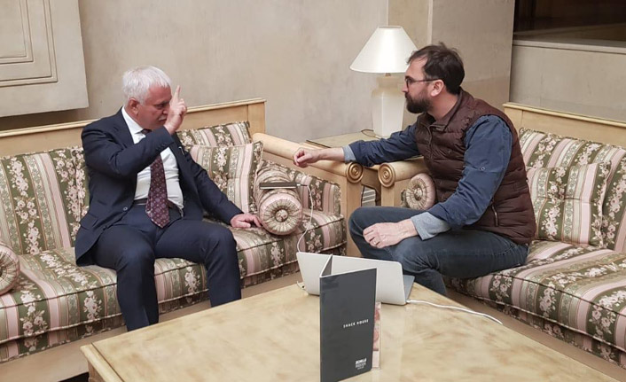 İYİ Parti Genel Başkan Yardımcısı Koray Aydın'dan Haber61'e seçim analizi