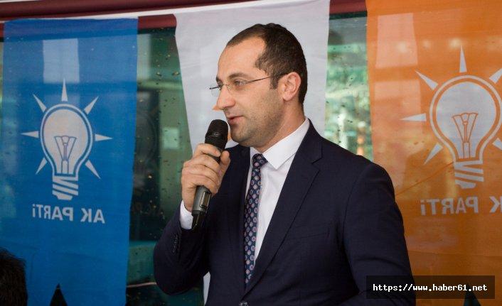 Osman Nuri Ekim: Akçaabat'a Ak Parti Yaraşır!