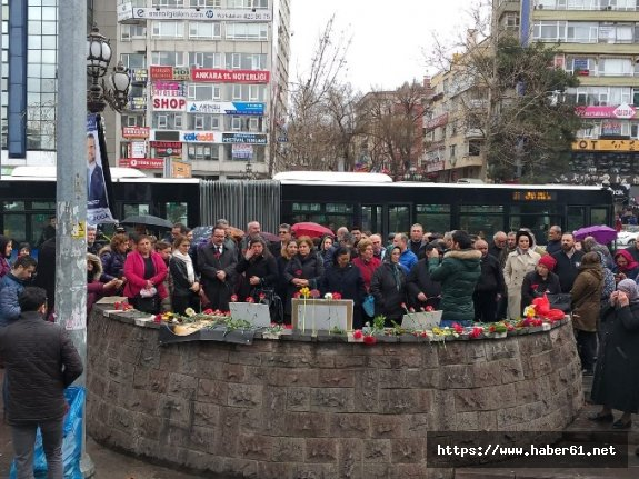 Terör kurbanları, saldırının 3. yılında anıldı