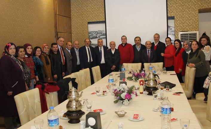 Trabzon'da hemşehri dayanışması