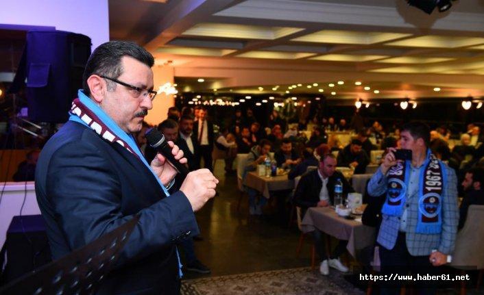 Ahmet Metin Genç: Amatör kulüpler Trabzonspor'un ruhudur