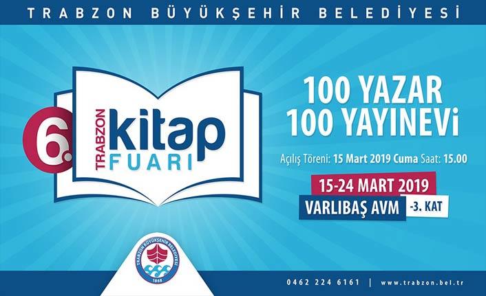 Trabzon Kitap Fuarı başlıyor