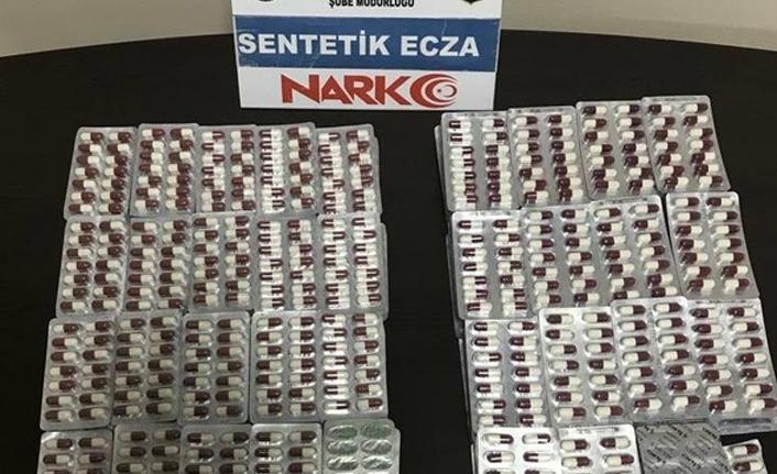 Balıkesir'de uyuşturucu satıcıları yakalandı!