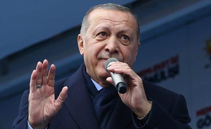"""Cumhurbaşkanı Erdoğan: """"Yeni Zelanda'da üç vatandaşımız yaralandı"""""""