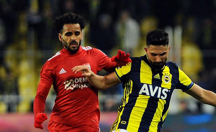 Fenerbahçe Sivasspor'u yendi
