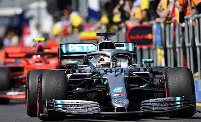 Formula 1'de yeni sezon heyecanı