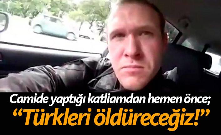 Katliamdan hemen önce Türklere tehdit dolu mesaj!