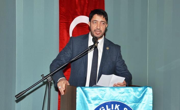 Sağlık Sen Balıkesir Şube Başkanı Nihat Erzi: Sağlıkta kırmızı çizgimizdir...