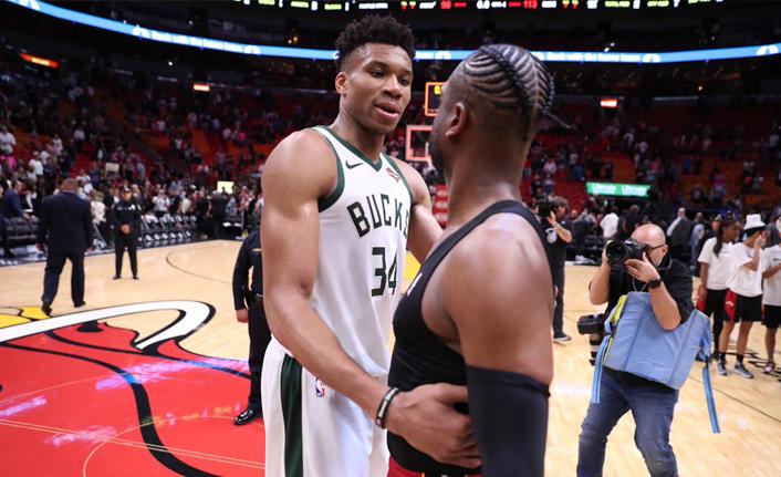 NBA'de Ersan'lı Milwaykee Bucks, Miami Heat'i mağlup etti