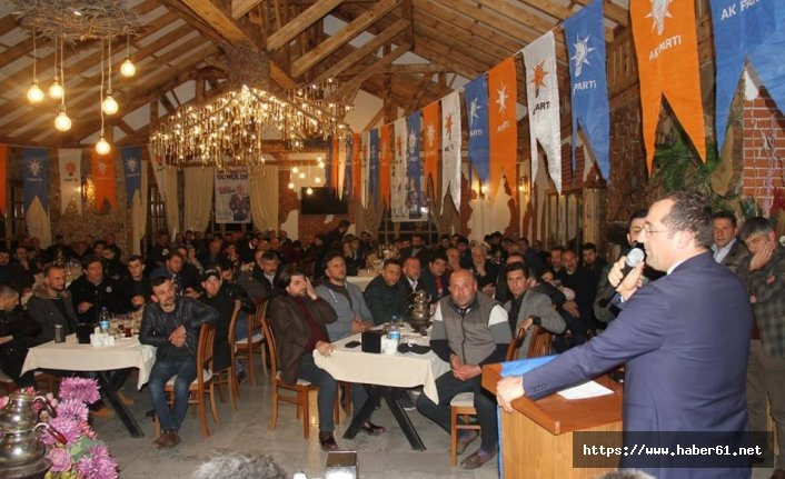 Osman Nuri Ekim: Gençler geleceğin Akçaabat'ı