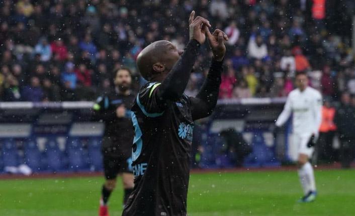 Trabzonspor Erzurum'da Nwakaeme ile güldü